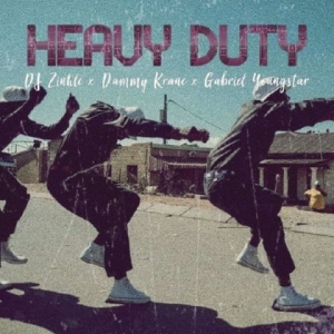Dammy Krane - Heavy Duty Ft. DJ Zinhle, Gabriel Youngstar
